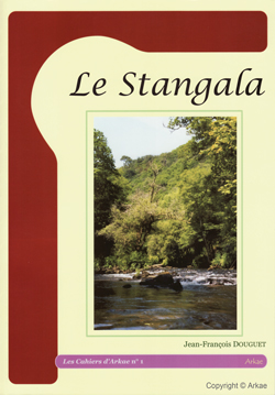 Cahier d'Arkae n°1 : Le Stangala - Couverture