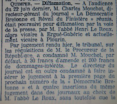 Article Ouest-Eclair 1909 01