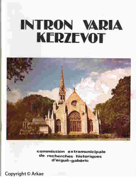 Hors collection : Intron Varia Kerzevot
