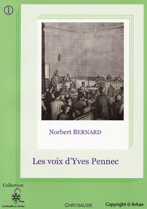 Hors collection : Les Voix d'Yves Pennec